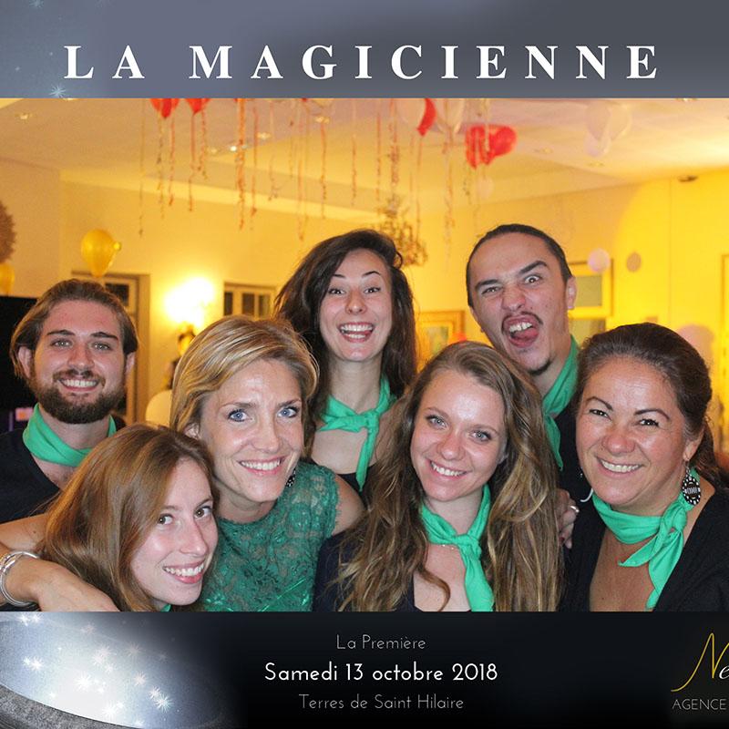 New Mix La Magicienne